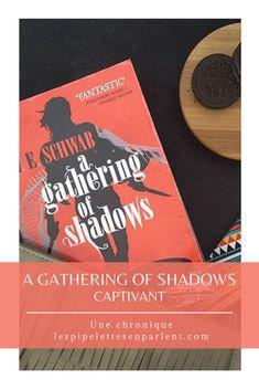 Un tome 2 tout en tension et profondeur, une réussite ! Avis complet en suivant le lien. #veschwab #shadesofmagic #titanbooks #litterature #urbanfantasy #chroniquelitteraire