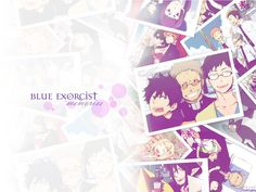 Blue Exorcist Wallpapers – Batch 1 Read and Discuss Blue Exrocist at MangaGrounds.net