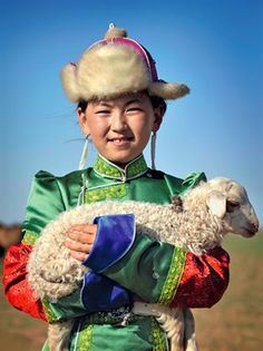 We should go Mongolia, they have amazing #fashion there.  #Mongolia