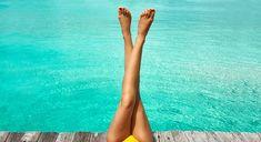 Produits et astuces pour cacher les imperfections (varices, tâches, cicatrices) de vos jambes.