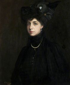 Edith Joseph (Sir John Lavery, R.A. - 1907)