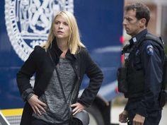 Carrie recebe más notícias em Homeland - http://popseries.com.br/2017/02/28/imminent-risk-6-temporada-imminent-risk/