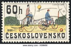 Image result for bicycle postage stamp