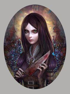 Alice Liddell favourites by SilentMortal on DeviantArt Lewis Carroll, Alice Liddell, Dark Alice In Wonderland, Adventures In Wonderland, Alice Madness Returns, Dark Fantasy, Fantasy Art, Chesire Cat, Were All Mad Here