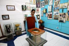 Sulabh Museu Internacional de Privadas – Nova Delhi, Índia