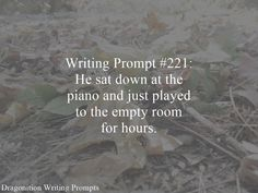 Writing Prompts | Dragonition