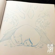 Pantouffe :: sketchbook — #13