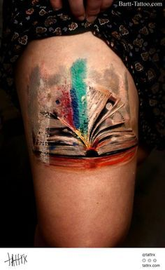tatrx | Bartt Tattoo, London, tattoo artist, watercolour tattoos, watercolor…