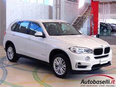 NUOVA BMW X5 XDRIVE 30D ''LUXURY'' AUTOMATICA Steptronic + Navigatore + Interno…