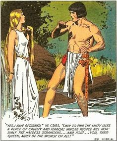 Original Prince Valiant