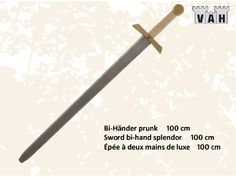 two handed sword Claymore VAH Historical Costume, Costume Accessories, Sword, Costumes, Children, Movies, Movie Posters, Two Hands, Young Children