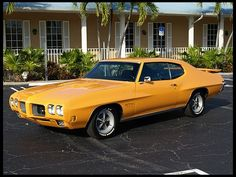 1970 Pontiac GTO 455/360 HP, Automatic presented as lot K84 at Kissimmee, FL 2013 - image1