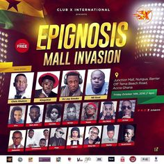 It's handgun TODAAAAAAY y'all. Junction mall will be LIT as the best and baddest Urban gospel ministers from Ghana and Nigeria takeover the mall from 4pm. Don't miss out.  jesusfreaks #Jesus #Christ #God #gospel #radio #tv #dj #presenter #music #discjockey #christian #urban #hiphop #rap #afro #pop #dancehall #dance #sing #entertainment #movies #drama #acting #fbpg #teens #church