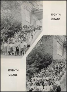 1964 Taylor High School Yearbook via Classmates.com