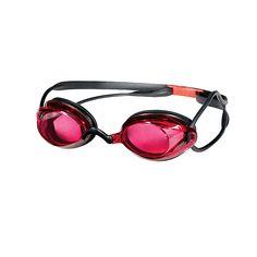 Zwembril Charger rood Aquafeel. Goed afsluitende zwembril 16,95 gratis verzending #zwemmen #sport