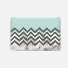 Yoka - Minty - Graphic by D - Macbook Snap Case