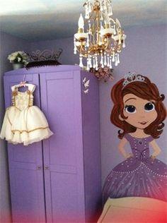 Disney Sofia The First Room Wall Plaques Set Of Sofia The