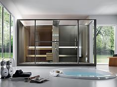 50 Indoor Sauna Designs Ideas and Pictures Including Infrared and Steam Saunas for Small and Large Spaces to Inspire and Promote Your Wellness Program