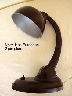 LOCATED in SLOVAKIA Sourcing Rare, vintage, retro  collectibles & fashion Antique Items, Desk Lamp, 1930s, Art Deco, Retro, Antiques, Vintage, Fashion, Antiquities
