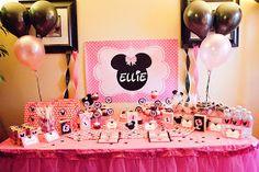 Michelle's Party Plan-It: It's a Minnie Party!