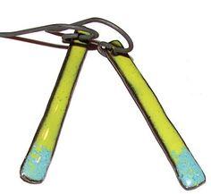 more new sticks earrings... | tina rice