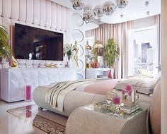 Bedroom Showcase Designs Amusing Luxury Bedroom Interior Design That Will Make Any Woman Drool Decorating Design