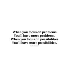 What do YOU choose to focus on? Inspired by @mindsetofexcellence by thehustlermind
