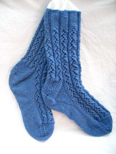 Ravelry: Gilly Socks pattern by Lorraine Umbers