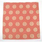 ふくさ「出帛紗:糸屋輪宝手(小ローズ)」 表千家流帛紗。お稽古時やお茶席にてご利用ください。 http://www.tatsumura.co.jp/shop/tea/silk-wrapping-cloth/1346.html  #Japan #Craft #Kyoto #Teaceremony #Design #Fashion