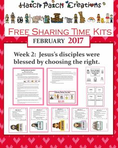 """""""If ye do keep his commandments he doth bless you and prosper you"""" (Mosiah 2:22). Supplement the ideas provided here with some of your own. Each week, plan ways to (1) identify the doctrine, (2) help the children understand it, and (3) help them apply it in their lives. Ask…Read More"""