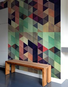 tryypzyoyd ~ Pattern Wall Tiles by Spires for Blik