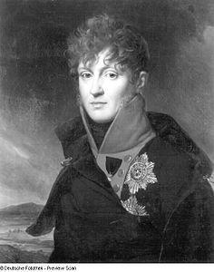 FEDERICO LUDOVICO (1778-1819) FIGLIO DI FEDERICO FRANCESCO I .FU SOLO EREDE PRESUNTO AL TRONO GRANDUCALE E MAI REGNO' PER LA MORTE PREMATURA A SOLI 41 ANNI. INFATTI FU SUO FIGLIO PAOLO FEDERICO CHE SUCCEDETTE SUL TRONO AL NONNO FEDERICO FRANCESCO I