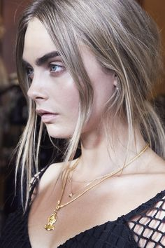 Cara #perfect ash blonde hair