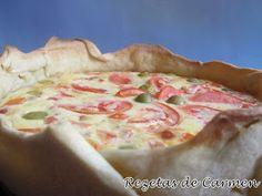 rezetas de carmen: Quiche a la provenzal