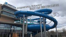 Aquaworld Budapest Best of Waterslides VR POV Onride Water Slides, Vr, Budapest, Aqua, Water