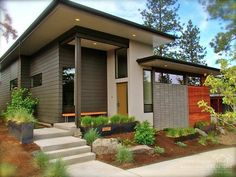 JUST LISTED: 2337 NW Frazer, Bend OR 97701 ** Stunning mid-century modern home located in the sought after Northwest Crossing community in Bend, Oregon