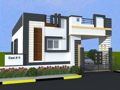 Ground Floor House Elevation pertaining to Residence House Outer Design, House Front Wall Design, Single Floor House Design, House Outside Design, Village House Design, Small House Design, Modern House Design, Bungalow Haus Design, Duplex House Design