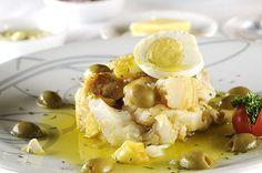 bacalhau em lascas com batatas e ovos | Acompanhamentos > Receitas com Batata | Receitas Gshow