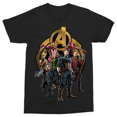 Bosszúállók megérkeztek! AVENGERS INFINITY WAR  #bosszúállók #kedvenc #best #ajándék #ajándékötlet #amerikakapitány #pókember #vasember Avengers Infinity War, Mens Tops, T Shirt, Products, Supreme T Shirt, Tee Shirt, Tee, Gadget