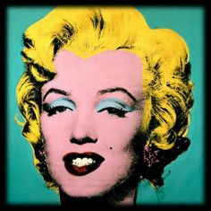 Andy Warhol ~ Marilyn Monroe