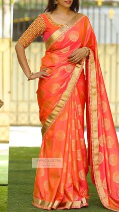 Saree border idea