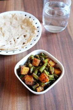 How to make Punjabi Aloo green beans Subzi, Indian style green beans