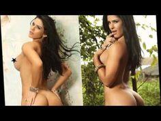 awesome Musa do Fitness, Eva Andressa faz ensaio nu para revista - YouTube...
