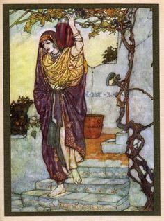 The Rubaiyat - Came shining through the Dusk an Angel Shape