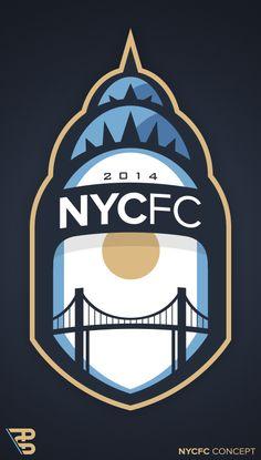 New York City Badge Concept