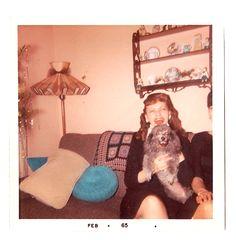 Cary Vander - TGIMGIF - Polaroid in movimento
