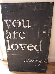 DIY - no/low cost art Should do this for pap before she moves! Diy Wall Art, Diy Art, Crayola, Messages, Chalkboard Art, Do It Yourself Home, Diy Signs, Wooden Signs, Painted Signs