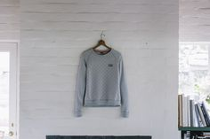 Patagonia W's Reclaimed Cotton Crew See it here: http://j.mp/1vKIZKP