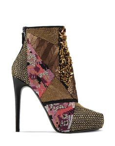 "Bottines Femme Barbara Bui BOTTINES ""MADAME BUTTERFLY"" Automne-Hiver 2012"
