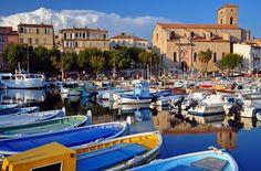 La Ciotat, Provence-Alpes-Cote d Azur, France.  (Hello to Liliane & Arthur...)
